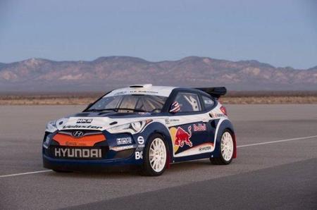 Hyundai toma rumbo al Mundial de Rallyes