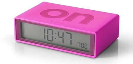 Flip, el despertador al que darás la vuelta para apagarlo