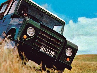 No, el Kodiaq no es el primer todoterreno de Škoda