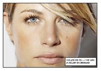 Martina Klein pillada por ocultar pasta al fisco