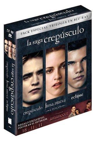 crepúsculo trilogia
