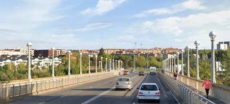 Puente Universidad Salamanca Google Maps