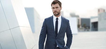 Así es el primer vídeo de Chris Hemsworth como embajador de Boss Bottled