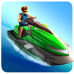 Jet Ski Race: Water Scoot
