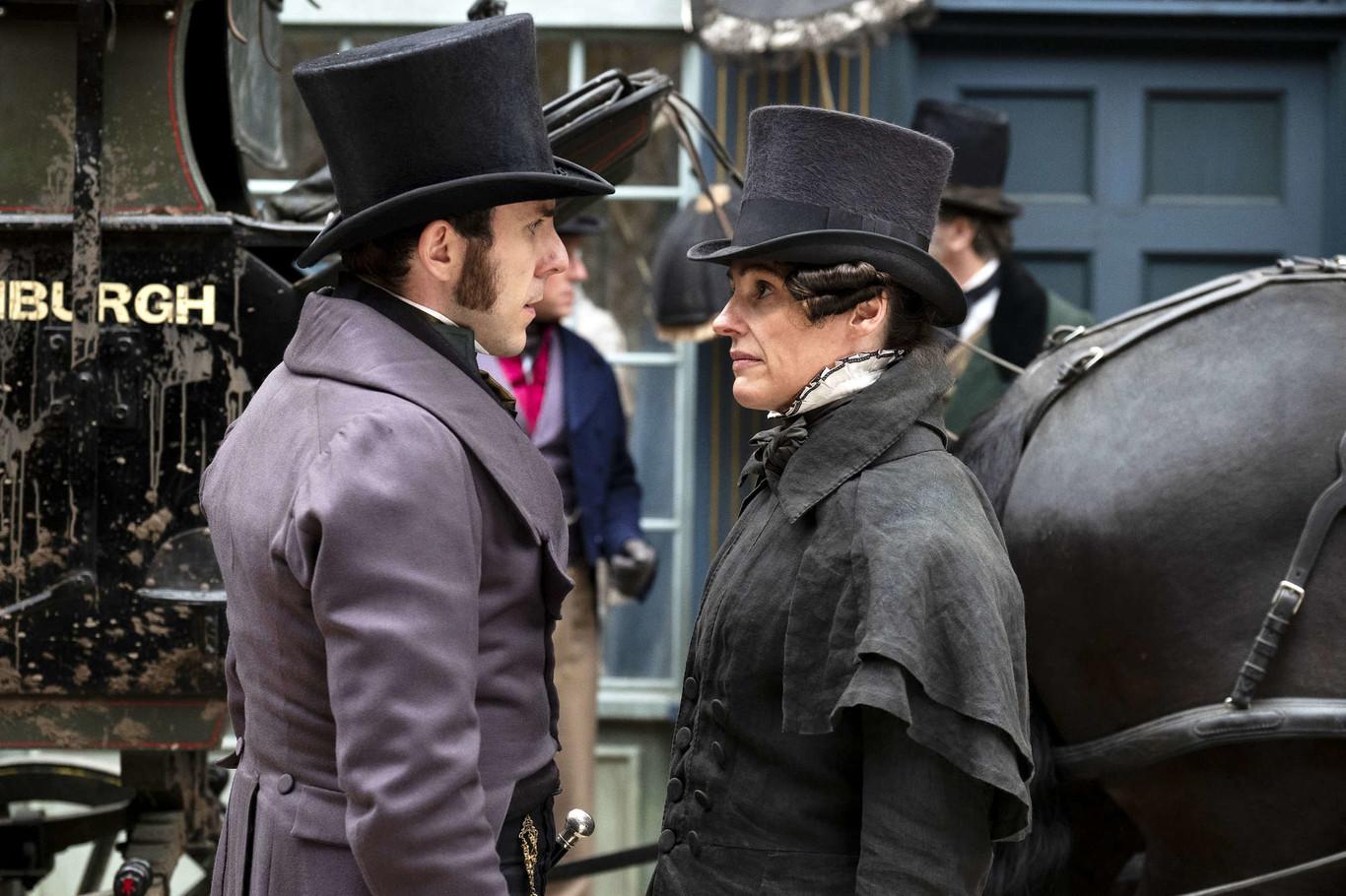 'Gentleman Jack': Suranne Jones hace maravillas dando vida a la protagonista de esta magnífica miniserie de...