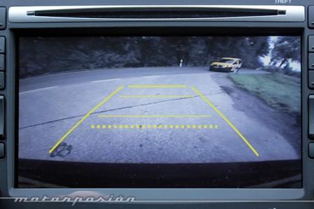 Honda CR-V, cámara de visión trasera