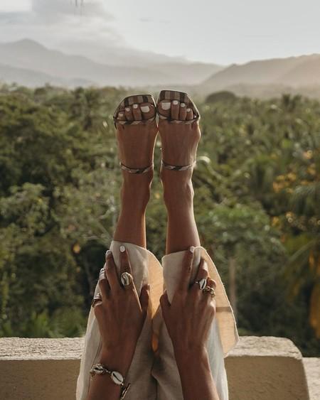 Presume de una pedicura perfecta en verano con estas sandalias rebajadas (de firmas como Zara y Mango) por menos de 20 euros