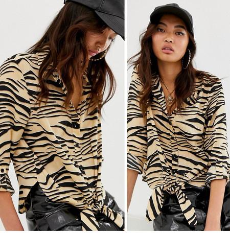 Camisa Tigre Arrg