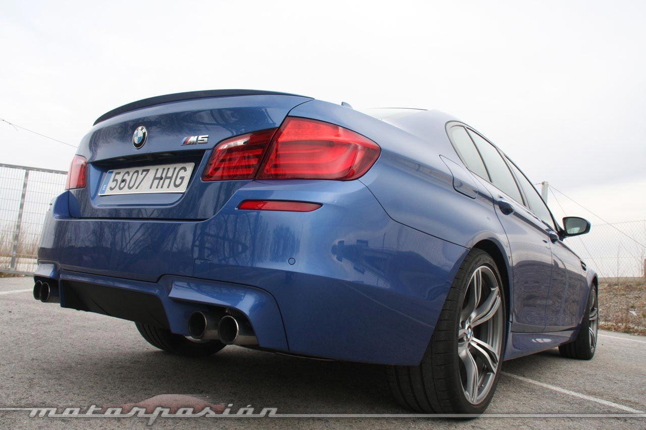 Foto de BMW M5 (Prueba) (49/136)