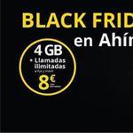 Ahi+ presenta dos nuevas tarifas móviles por el Black Friday: desde 8 euros al mes con llamadas ilimitadas