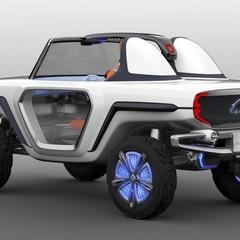 Foto 1 de 5 de la galería suzuki-e-survivor-concept en Motorpasión México