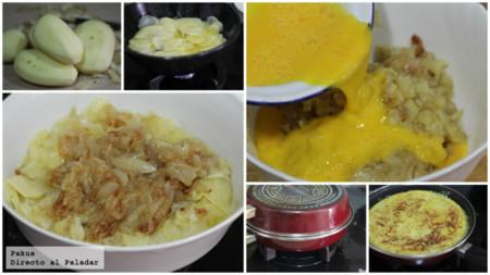 Tortilla Patata Dap