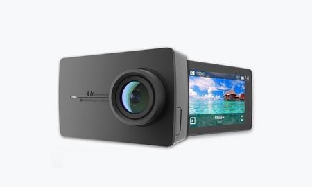 ¿Quieres una cámara de acción 4K al mejor precio? Hoy en Amazon, tienes la Yi Camera 4K por sólo 129,98 euros