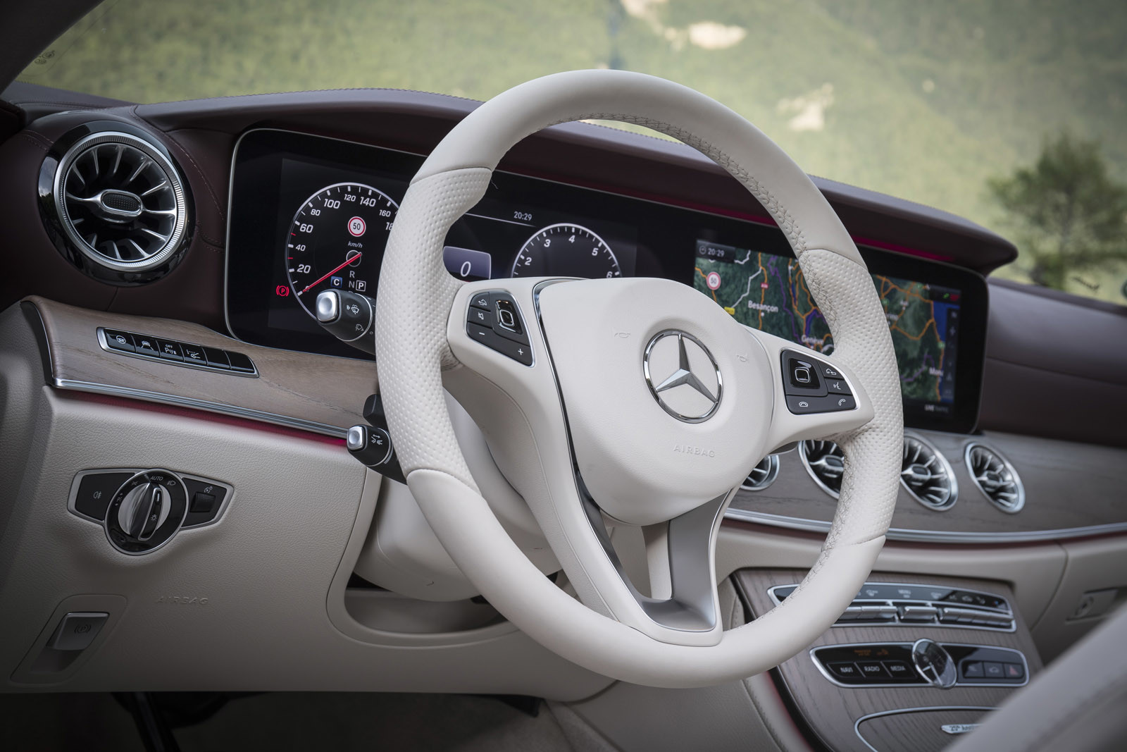 Foto de Mercedes-Benz Clase E Cabrio, toma de contacto (58/156)