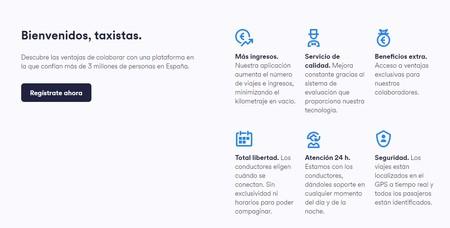 Web Cabify