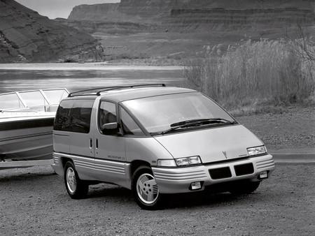 Pontiac Trans Sport 1989