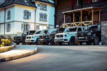 Supercar Owners Circle 2019 Mercedes-AMG G63