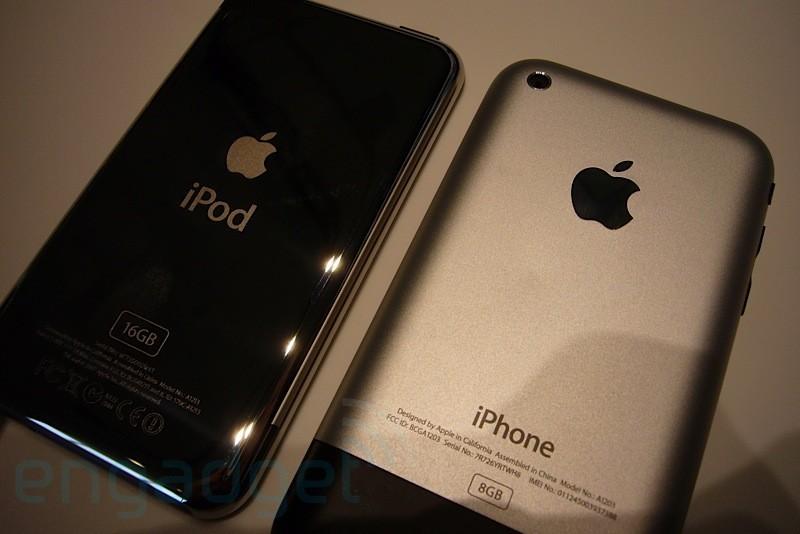 iPod Touch de verdad