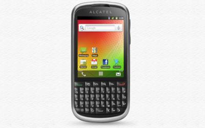 Alcatel OT-915, la novedad del fabricante francés para MWC 2012