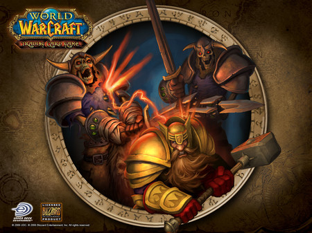 World Of Warcraft Trading Card Game Hd Wallpapers 33914 868044