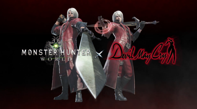 Monster Hunter World Dante