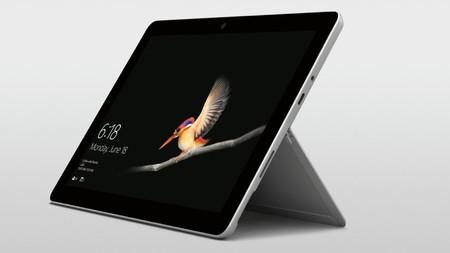 Flash Sale: Microsoft Surface Go, con Intel Pentium 4415Y y 64GB de capacidad, por sólo 424,83 euros