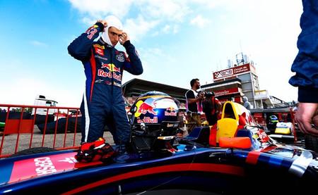 Carlos Sainz se subirá al Red Bull RB9 en el test de jóvenes pilotos de Silverstone