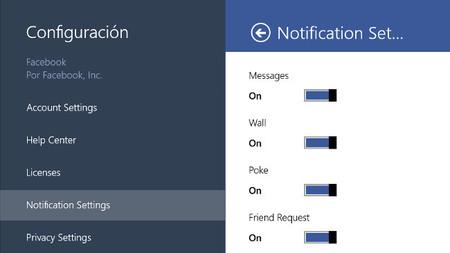 Facebook actualiza su aplicación de Windows añadiendo la configuración de notificaciones
