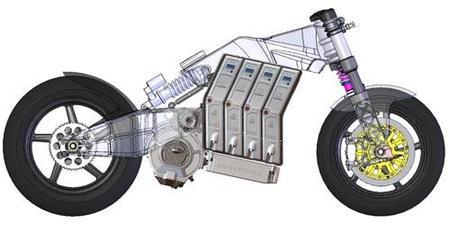 MotoCzysz Electric D1g1tal Dr1ve