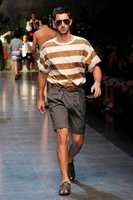 Dolce & Gabbana y la estampa siciliana, claves para la Primavera-Verano 2013 en la Semana de la Moda de Milán