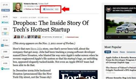 """Cómo añadir el botón """"Suscribirme"""" de Facebook a tu página web"""