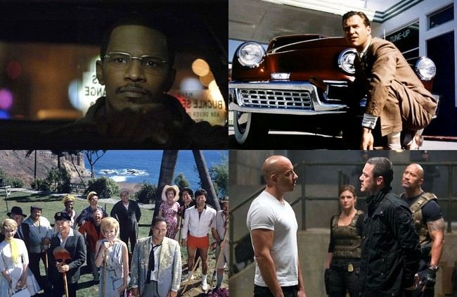 Las 23 mejores películas de coches de todos los tiempos