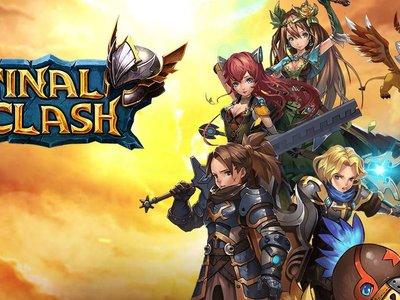 Pre-registrate para el lanzamiento de Final Clash en Enero 2017