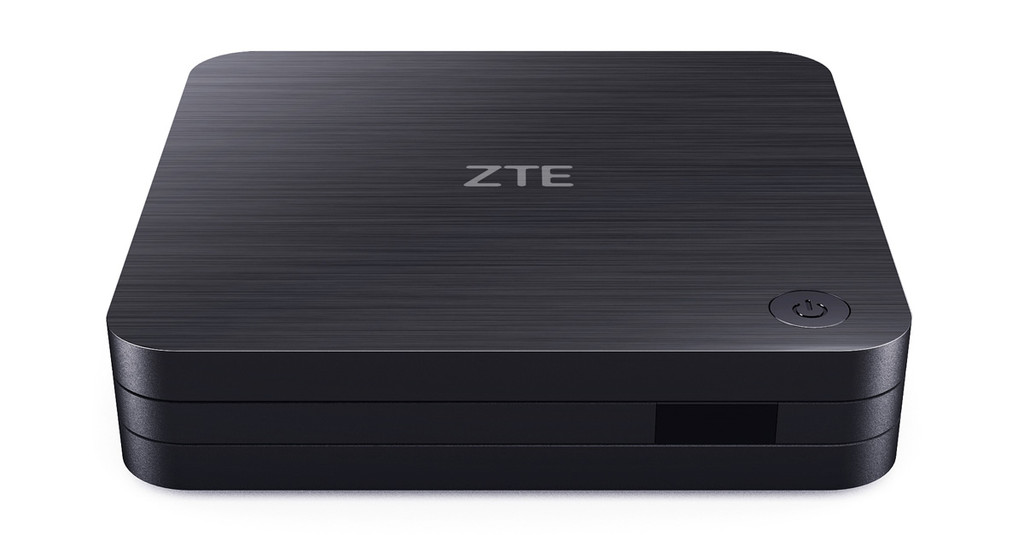 New ZTE B866V2, a multimedia player Android TV with 4K video at 60fps and artificial intelligence