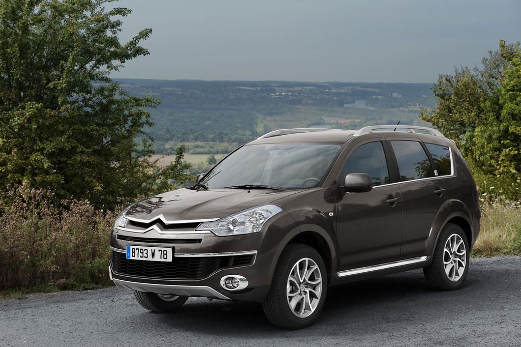Foto de Citroën C-Crosser 2010 (1/16)
