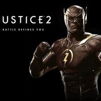 The Flash quiere dejar huella en Injustice 2 y su súper combo es el más loco del juego