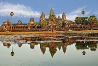 Los templos de Angkor en peligro