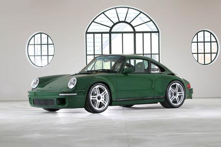 El Ruf SCR son 1.200 kg y 510 CV de pureza mecánica con aires de Porsche 911