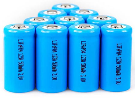 batería infinita