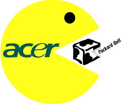 Imagen de la semana: Acer compra Packard Bell