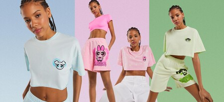 Las Supernenas invaden de nuevo la colección de Bershka con prendas que son tendencia esta Primavera-Verano 2021