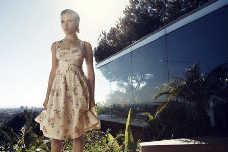 Scarlett Johansson Mango
