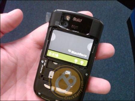 Blackberry Bold 9650: nuevo nombre, imágenes y fecha de presentación
