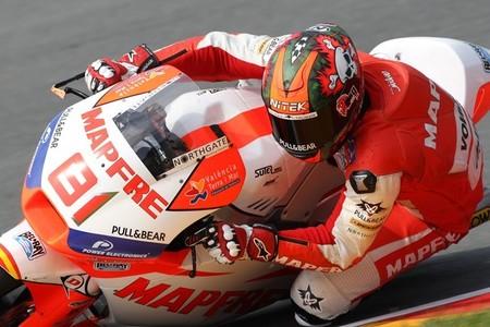 MotoGP Alemania 2013: Jordi Torres nos alegra a todos la mañana y vence en Moto2