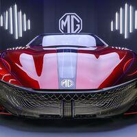 MG busca financiamiento para llevar a la producción a su concepto Cyberster