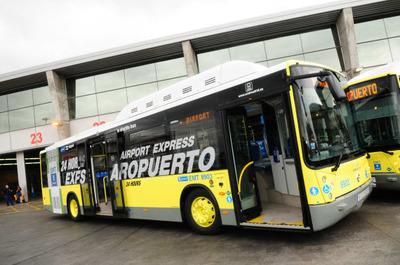 Llegar a Barajas: nuevo servicio de autobús nocturno