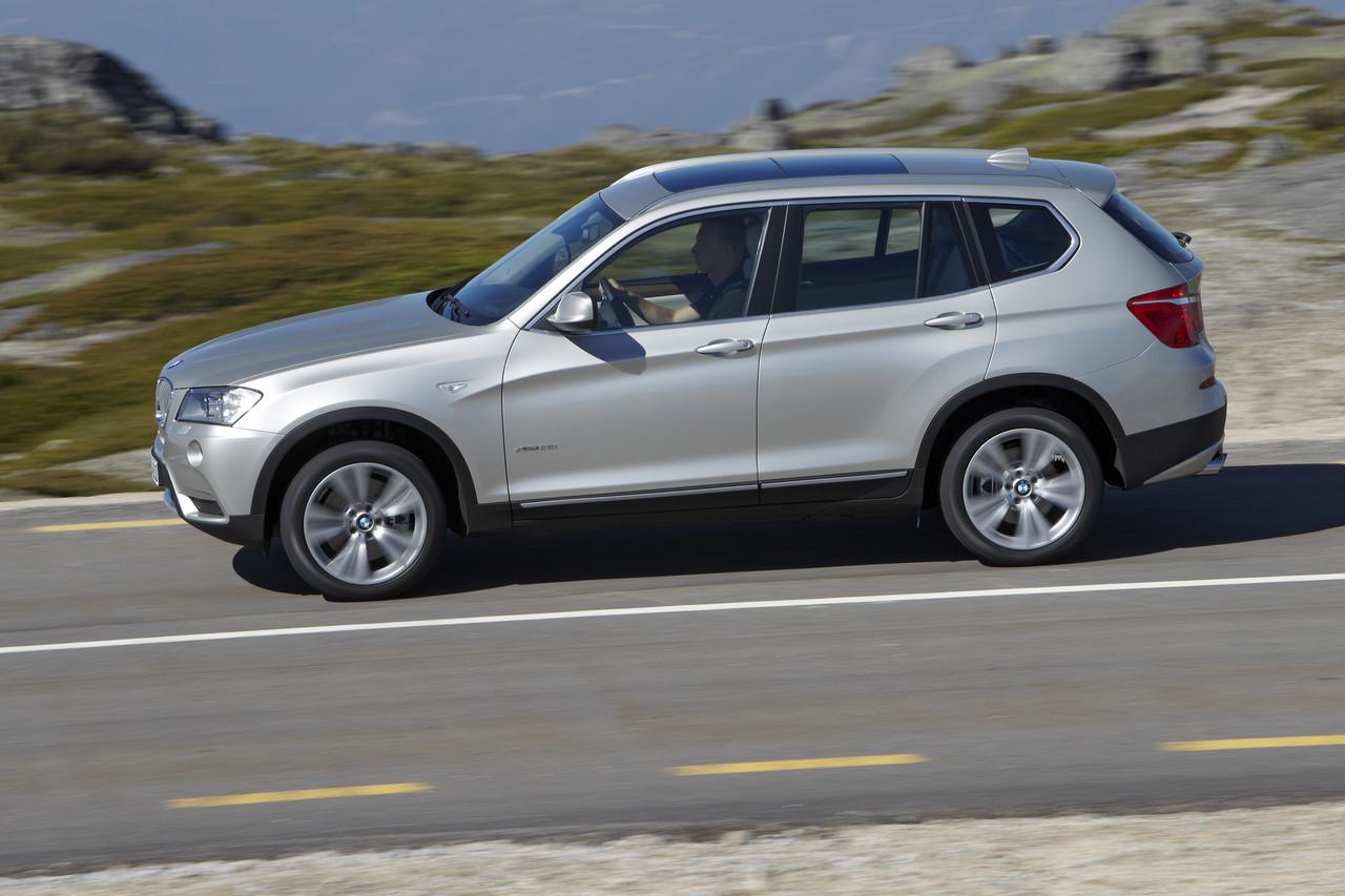 Foto de BMW X3 2011 (80/128)