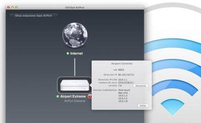 Utilidad AirPort 6.0 con soporte de iCloud pero, ¿a qué precio?