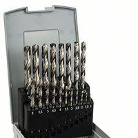 Tenemos el set de 19 brocas para metal ProBox HSS-G de Bosch rebajado a 20,89 euros en Amazon