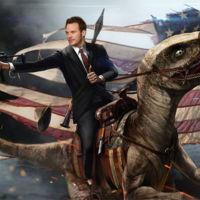 Chris Pratt es oficialmente la estrella de Hollywood más guay de la historia